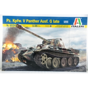 6534  Pz. Kpfw. V Panther Ausf. G late