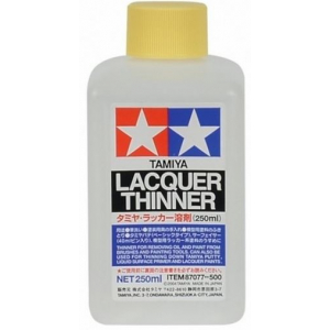 87077 Acrylic Poly/Thinner X-20A 250ml.