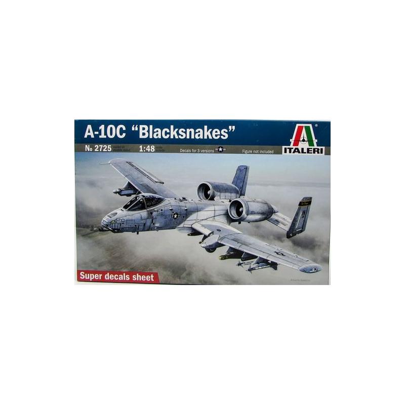 2725 A-10C BLACKSNAKES